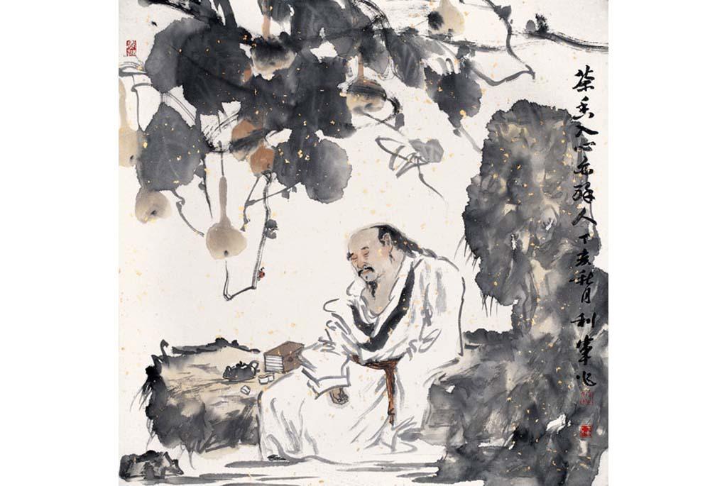 中国书画名人榜 - 作品展示图片